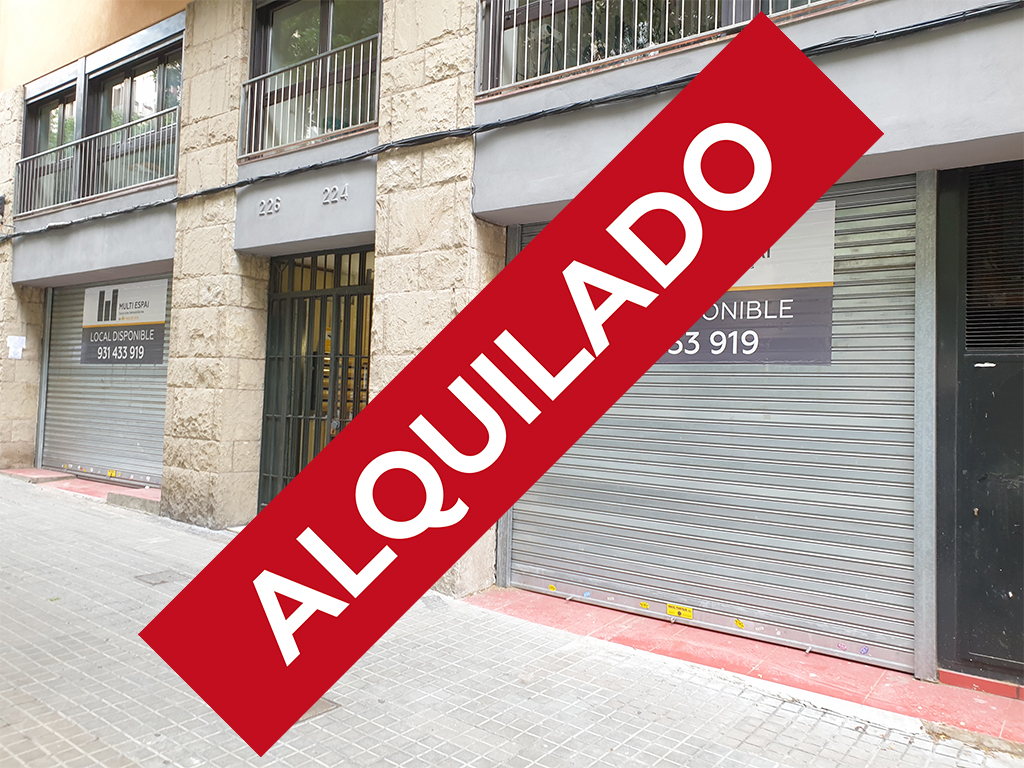 Local 680m² Calle Padilla