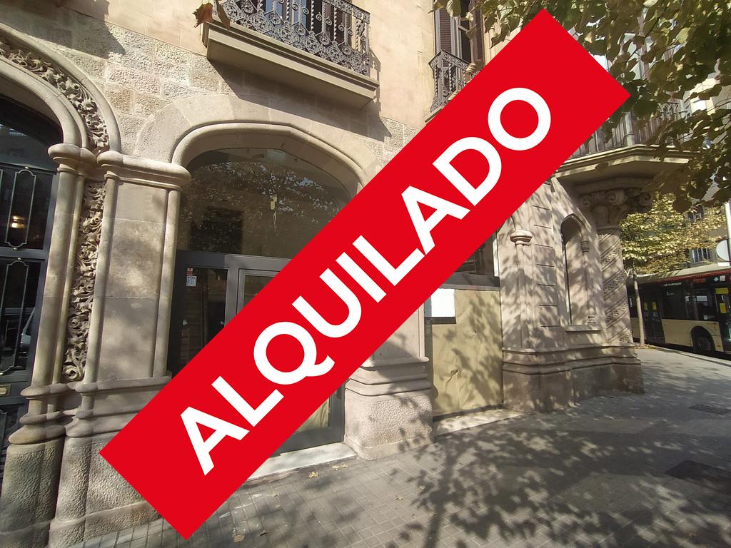 Local 97m² Calle Balmes